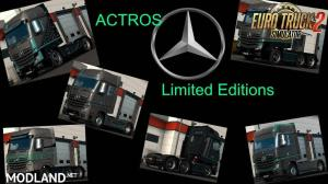 New Actros Limited Editions 1.35.x