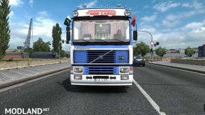 Volvo f16 nor cargo v