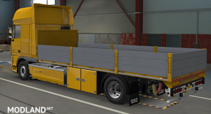 BDF Tandem Truck Pack v137.15 1.37.x, 8 photo
