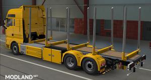 BDF Tandem Truck Pack v137.0 1.37.x, 6 photo