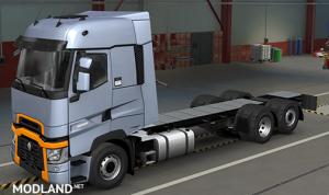 BDF Tandem Truck Pack v137.0 1.37.x, 8 photo