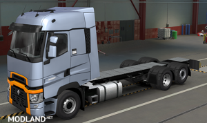 BDF Tandem Truck Pack v137.15 1.37.x, 6 photo