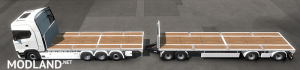 BDF Tandem Truck Pack v137.15 1.37.x, 4 photo