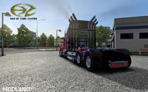 Mod Optimus Prime Trasnsformers 4, 4 photo