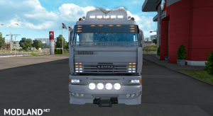 Kamaz 6460 TURBO DIESEL V8 1.35.x, 4 photo