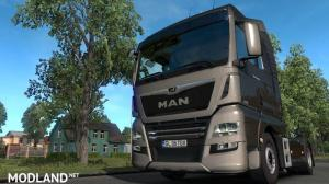 MAN TGX Euro6 v 2.2 - External Download image