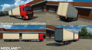 DAF XF EURO 6 Tandem v 1.1, 1 photo