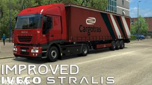 Improved Iveco Stralis 1.2