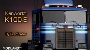 Kenworth K100-E v 0.95 ETS2 [1.35] - External Download image