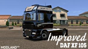 Improved DAF XF 105