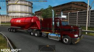 Freightliner FLD v 2.1 by Harven ETS2 1.35, 5 photo