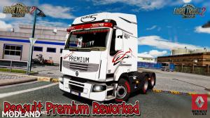 Renault Premium Reworked v 4.1 (1.28, 1.30), 3 photo