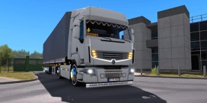 Renault Premium Turkish Job Edit, 1 photo