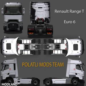 Renault Range T 480 Euro 6 v8.0 (1.31.x), 2 photo