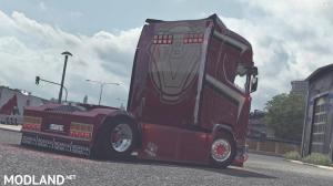Scania S730 FAHL transporte  final, 2 photo