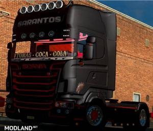 Scania Sarantos Coca Cola, 1 photo