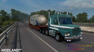 Scania 2 Series edit mjtemdark 1.35.x, 1 photo