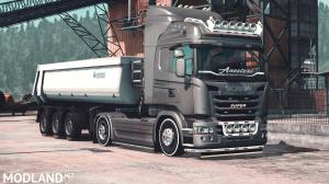 Scania Anestezi Truck 1.35.x, 3 photo