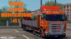 Scania G  Modifications by Nazgûl updated by Sogard3 v1.3 [1.35]