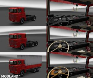 Scania 1 Series + BDF trailers [1.31], 4 photo