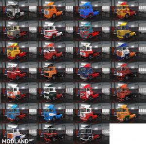Scania 1 Series + BDF trailers [1.31], 5 photo