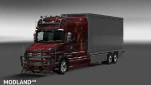 Scania Longline T Tandem v 1.22, 1 photo