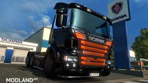 Scania P  Series by Wolfi & Nazgûl updated by Sogard3 v1.3 [1.35] - External Download image