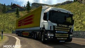 Scania P  Series by Wolfi & Nazgûl updated by Sogard3 v1.3 [1.35], 2 photo