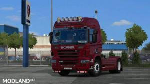 Scania P Standalone (GT-Mike port) v1.8 1.35, 3 photo