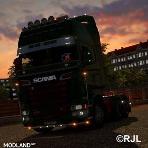 Scania R & Streamline Modifications v 1.4.1