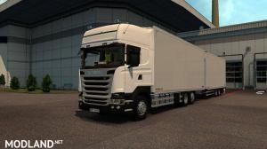 Scania R450 Streamline Tandem v 1.2