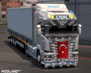 Scania R500 Turkish Style 1.36.x, 3 photo