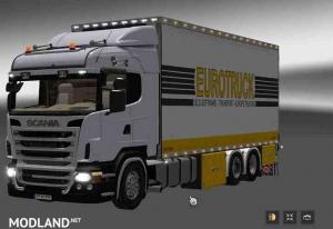 Scania R2008 + Interior + Tandem + Modifications