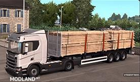 Scania S , 1 photo
