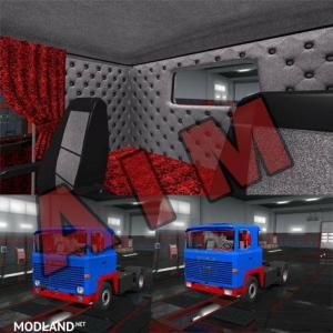 Scania 1 Series Special Interior by AIM, 2 photo