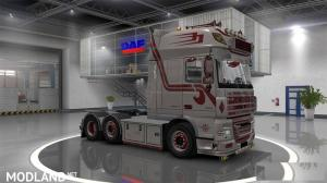 DAF XF 105 by Stanley 1.4 – Update + templates, 2 photo