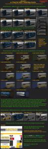 BDF Tandem Truck Pack