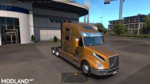 Volvo VNL 2019 v2.20 ETS2 1.35, 1 photo