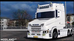 Scania S Torpedo V8, 1 photo