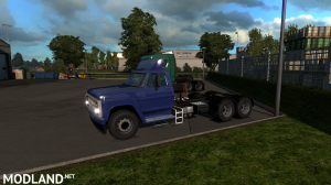 Ford F-14000 ETS2 1.34, 3 photo