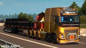 VOLVO FH16 2012 by RPIE 1.35.x, 1 photo