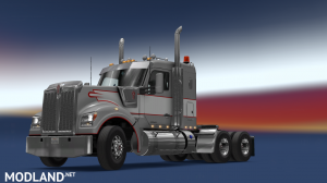 Kenworth W990 edited by Harven v 1.2 1.35, 6 photo