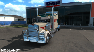 Kenworth W900 Long 1.33+ - External Download image