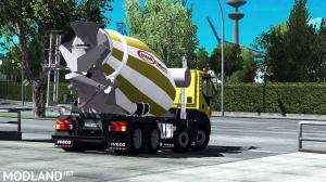 Iveco Hi-Land Concrete Mixer 1.34, 3 photo