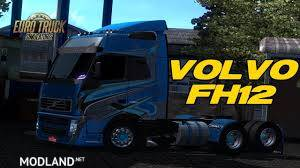Volvo FH12 With Original Interior + Skins Mega Pack 1.34, 1 photo