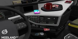 New Volvo FH16 Accessories + Interior v 2.0, 2 photo
