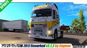 Volvo FH16 2012 Reworked v 3.1.4 (1.35), 1 photo