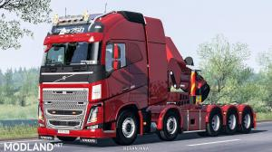 RPIE VOLVO FH16 2012 Ver.1.38.0.38s 1.37 - 1.38, 1 photo