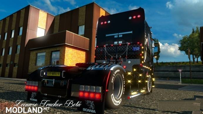 Scania R Scs Tuning Beta 1 0 Mod For Ets 2