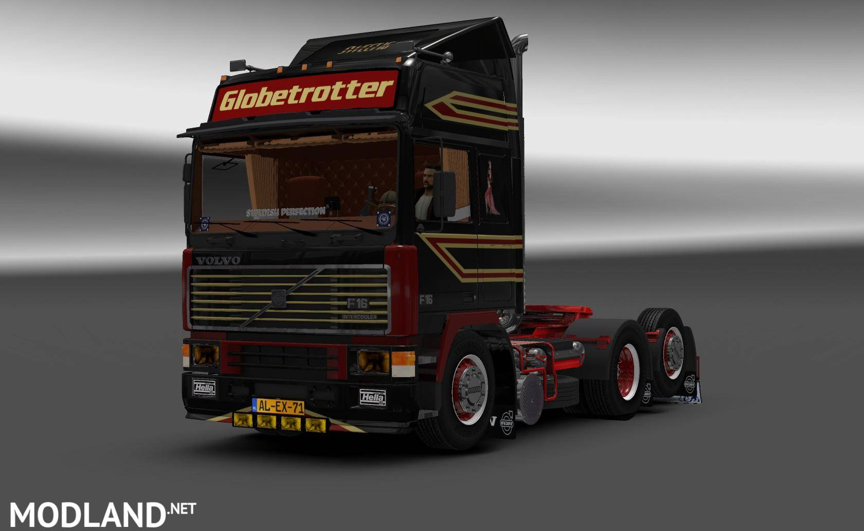 Volvo F16 mod for ETS 2